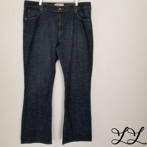 Levi's Signature Low Rise Boot Cut Misses Jeans